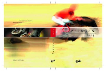 Titelbild Springen2004