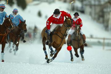 Polospiel St Moritz