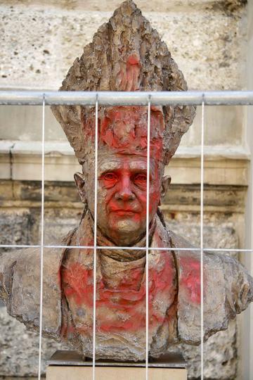Papst Benedikt,Traunstein